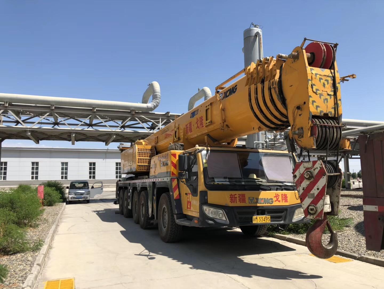 温州80吨吊车出租