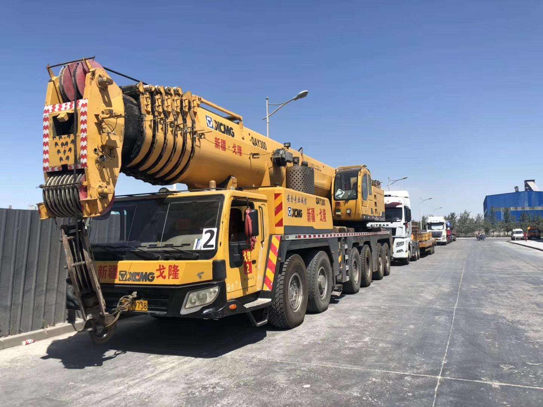 温州400吨吊车出租