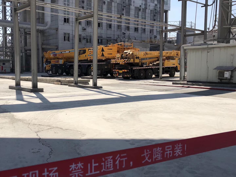 温州1000吨吊车出租